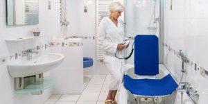 Elevador de bañera eléctrico