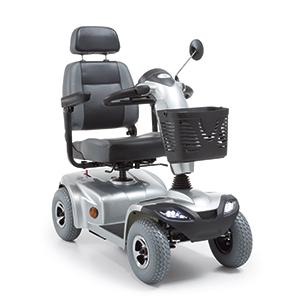 Scooter eléctrico para discapacitados