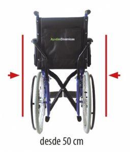 silla de ruedas en palma